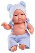Кукла-пупс Лукас, 22 см, азиат, Паола Рейна