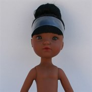 Кукла Гретта б/о, мулатка с карими глазами, 35 см, Berjuan