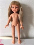 Эмили, блондинка,без одежды (длинные волосы, челка), 33 см, Антонио Хуан