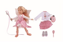 Кукла Вера Kruselings (Делюкс набор)