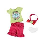 Одежда садовницы для куклы София Kruselings, 23 см