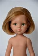 Кукла Карла б/о, 32 см (каре, глаза зеленые), Паола Рейна