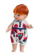 Кукла-пупс Фабиан, 21 см, европеец, Паола Рейна