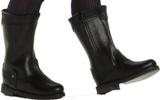 Сапоги модельные черные, для кукол 32 см, Паола Рейна