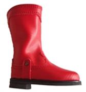 Сапоги модельные красные, для кукол 32 см, Паола Рейна