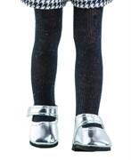 Колготки черные для кукол 32 см, Паола Рейна