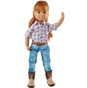 Кукла Хлоя Kruselings ковбой, 23 см