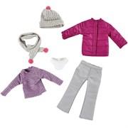 Зимняя одежда для кукол Kruselings, 23 см