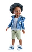 Кукла Кайэтано, 32 см, Паола Рейна