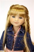 Кукла Сара, 37 см, Ruby Red