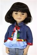 Кукла Ханна, 37 см, Ruby Red