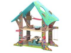 Сборный домик для кукол Kruselings, дерево