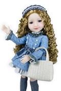 Кукла Валентина, 37 см, Ruby Red