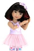 Кукла Сидни, 31 см, Ruby Red
