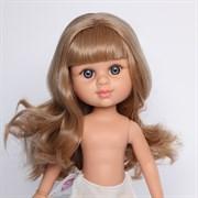 Кукла My girl (Моя девочка) блондинка, без одежды, 35 см, Berjuan