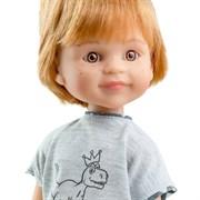 Кукла Дарио, 32 см, Паола Рейна