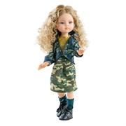 Кукла Маника, 32 см, шарнирная, Паола Рейна
