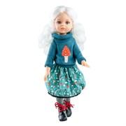 Кукла Сесиль, 32 см, шарнирная, Паола Рейна