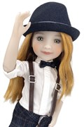 Кукла Александра, 37 см, Ruby Red
