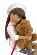 Кукла Натали, 31 см, Ruby Red