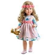 Кукла Альма, шарнирная, 60 см, Паола Рейна