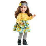 Кукла Лидия, шарнирная, 60 см, Паола Рейна