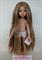 Кукла Карла без одежды, 32 см ( без челки, глаза серо-голубые, волосы до щиколоток, пробор прямой), Паола Рейна - фото 6845