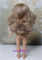Кукла My girl (Моя девочка) блондинка, без одежды, 35 см, Berjuan - фото 7844
