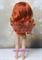Кукла My girl (Моя девочка) рыженькая, без одежды, 35 см, Berjuan - фото 7847