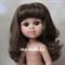 Кукла My girl (Моя девочка) шатенка, без одежды, 35 см, Berjuan - фото 7848